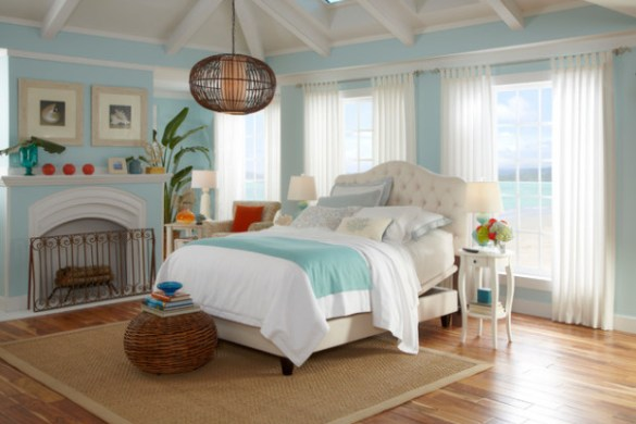 Shabby chic furniture my daily magazine architecture for Soothing bedroom designs