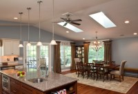 Open Plan Kitchen Living room - My Daily Magazine - Art ...