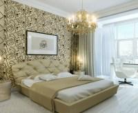 Bedroom Wallpaper Design Ideas - My Daily Magazine - Art ...