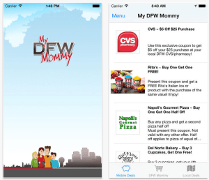 MyDallasMommy Mobile App