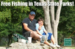 Free Fishing In Texas State Parks For 2015 My Dallas Mommy
