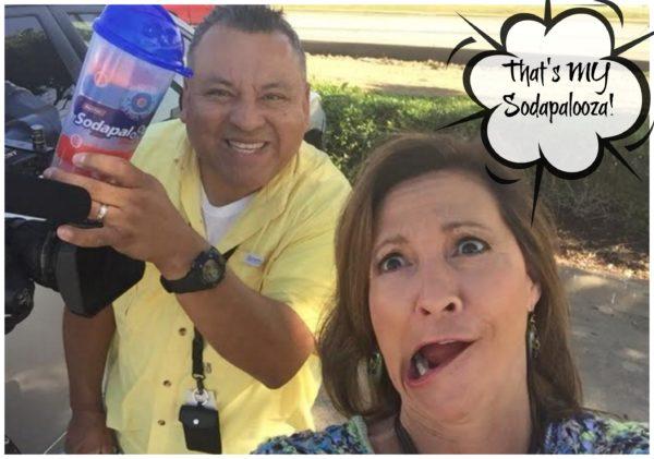 #SodapaloozaSelfie