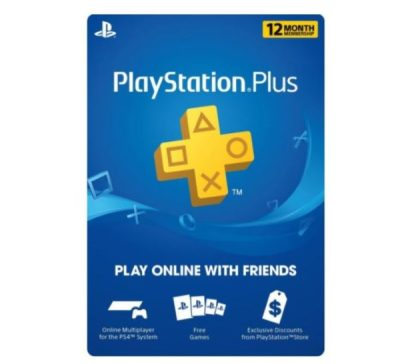PlayStation Plus 1-Year Membership $39.99 (Retail $59.99) - My DFW Mommy