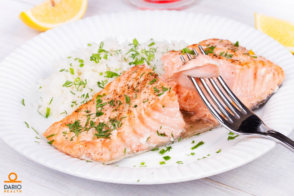 Savory Steamed Salmon with Fennel and Fresh Herbs