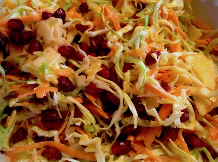 Crunchy & Festive Fall Salad