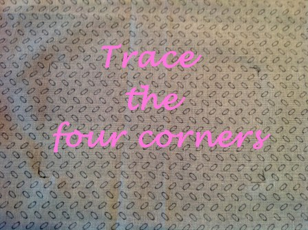 Trace The Four Corners