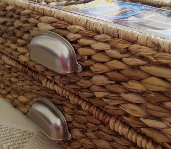 Pottery Barn Inspired Baskets With Handles
