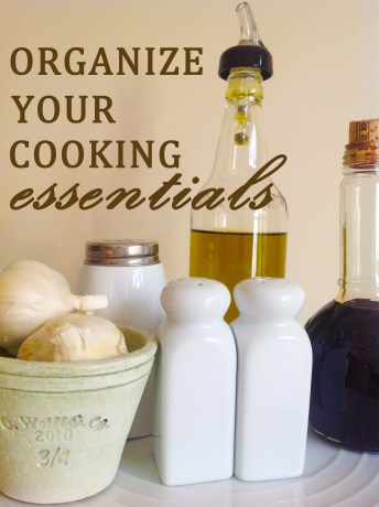 How To Declutter The Area Around The Stove