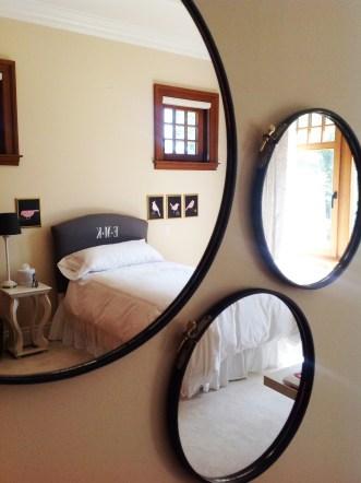 Three Mirror Relection