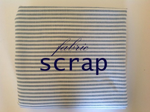 Fabric Scrap - My Dear Irene