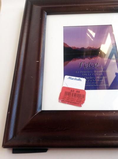 Frame On Sale - My Dear Irene