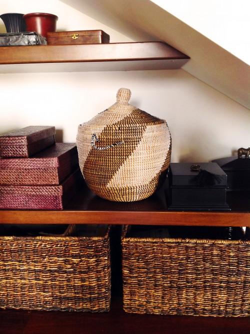 Shelves In The Office - My Dear Irene