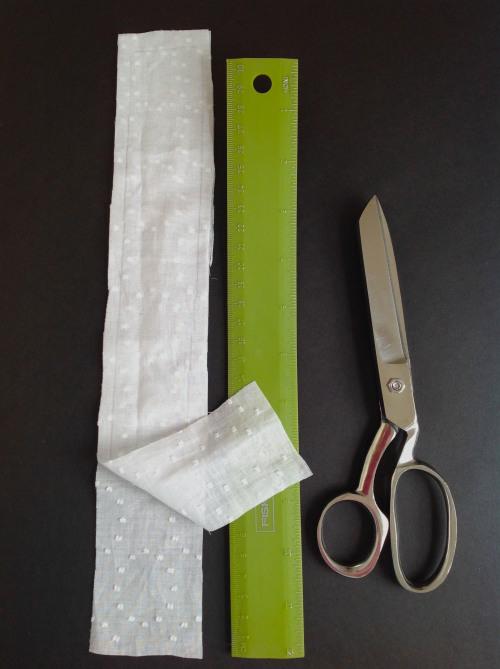 Cloth Ruler Scissors - mydearirene