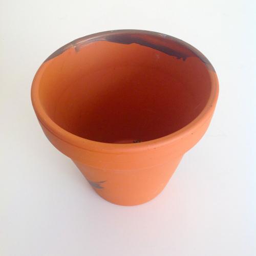 Terra Cotta Pot - mydearirene