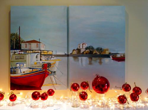 Floating Ornaments - mydearirene