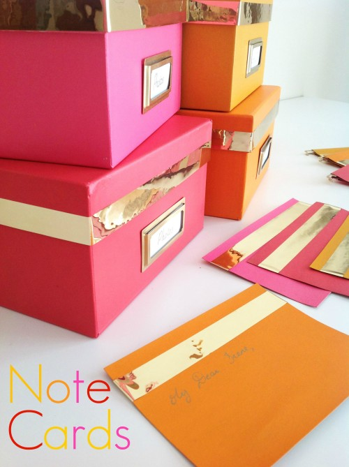 Note Cards - mydearirene