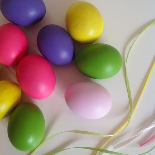 Colored Eggs - mydearirene