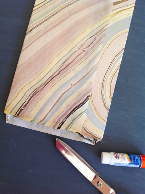 Wrapping The Wooden Panel - mydeaririene