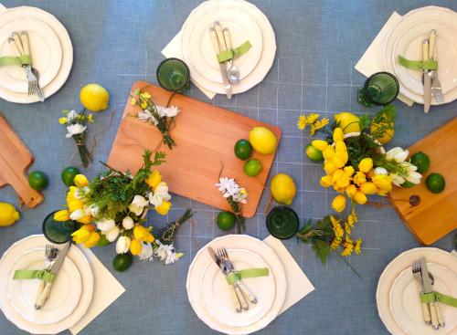 Cutting Boards On The Table - mydearirene