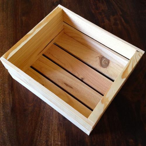 Plain Crate - mydearirene