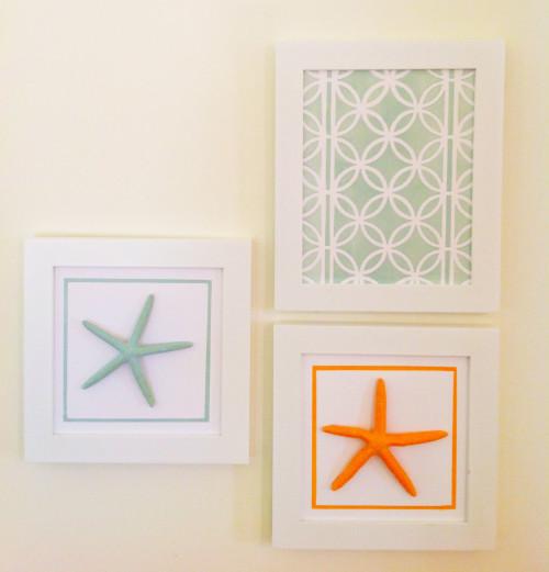 Starfish Framed Art - mydearirene