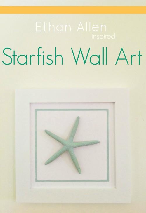 Starfish Wall Art - mydearirene