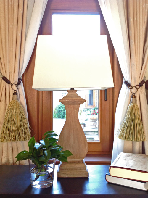 Tassels For The Masterbedroom - mydearirene.com