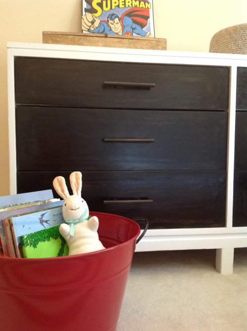 Dresser In Boy's Room - mydearirene.com