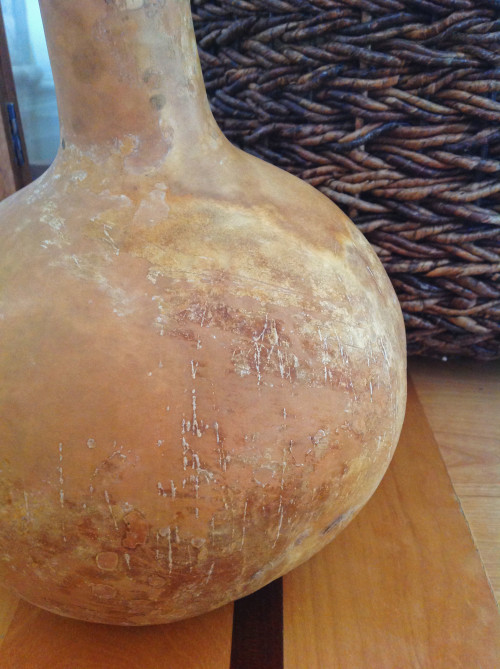 Weathered Gourd