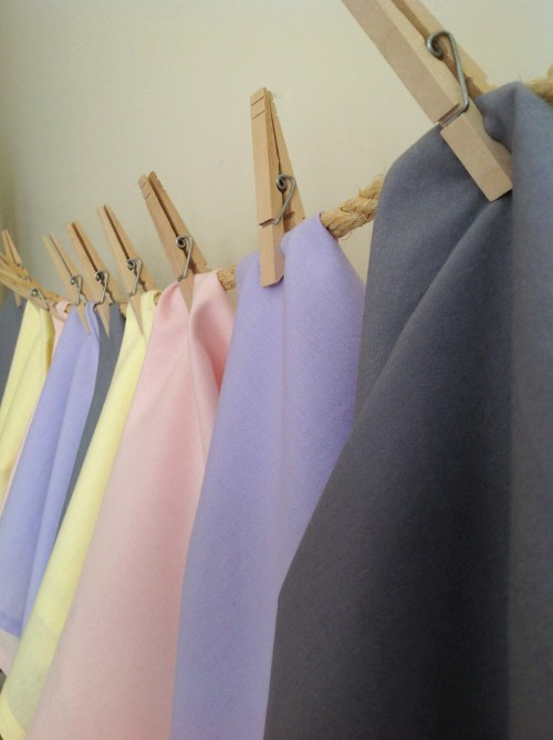 Napkins Four Colours - mydearirene.com