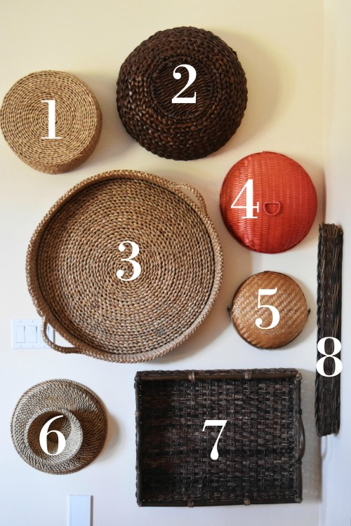 Numbered Baskets - mydearirene.com