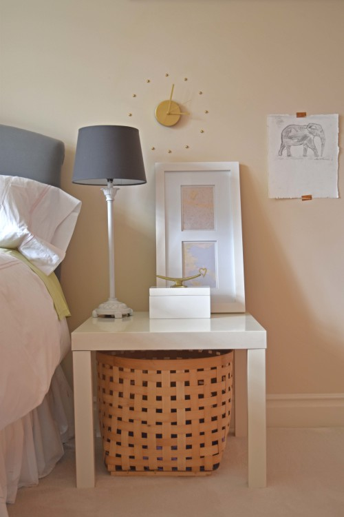 Ikea Bedside Table - mydearirene.com