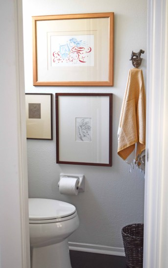 6 Steps That Will Transform a Dated Hallway Bath