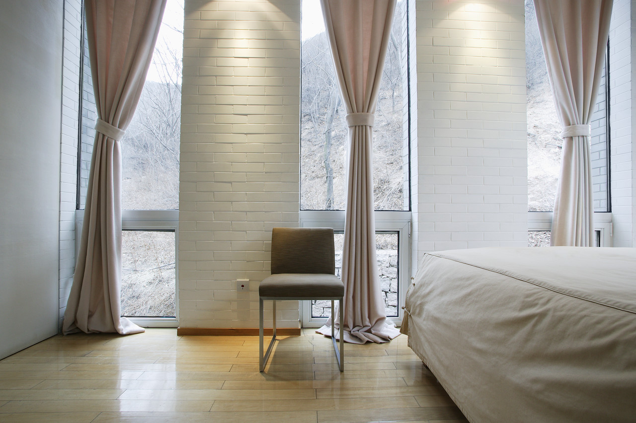 Bedroom Curtains And Window Treatments