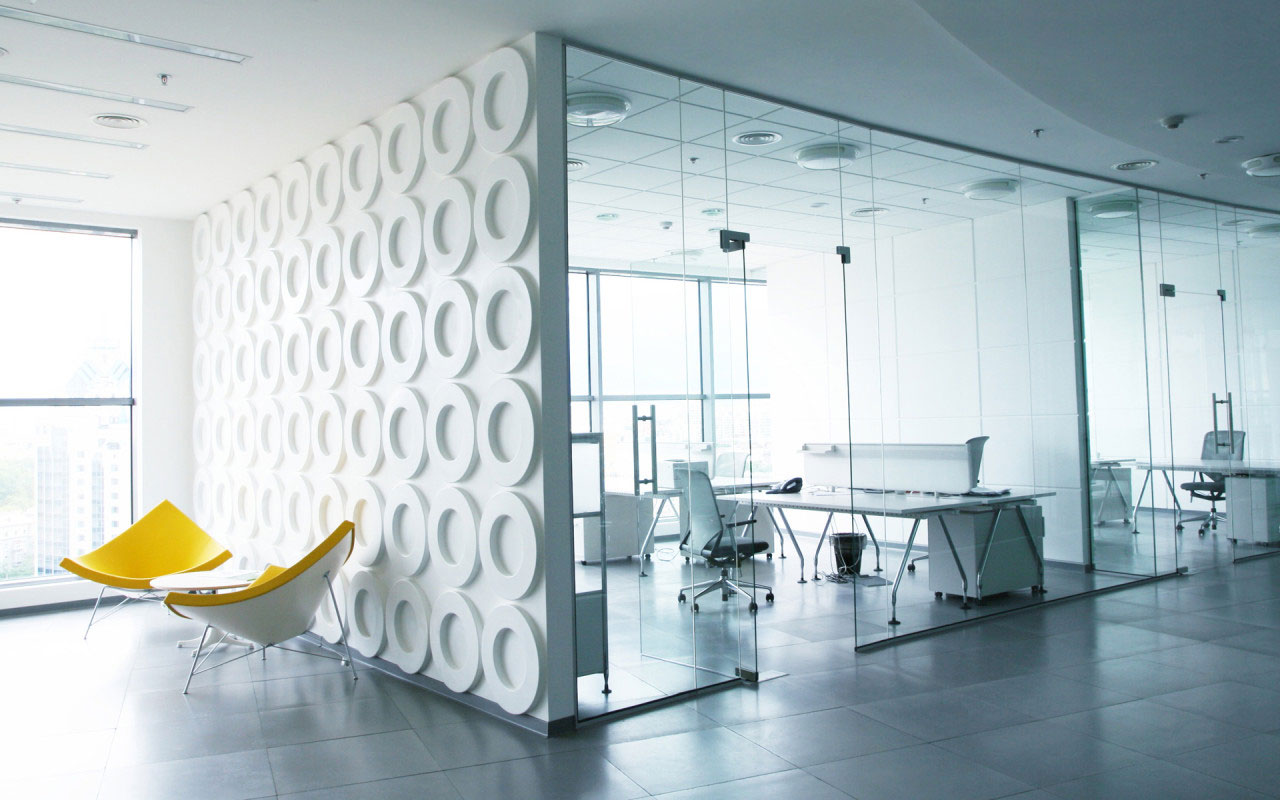 Modern Office Interior My Decorative Modern Best Office Interior
