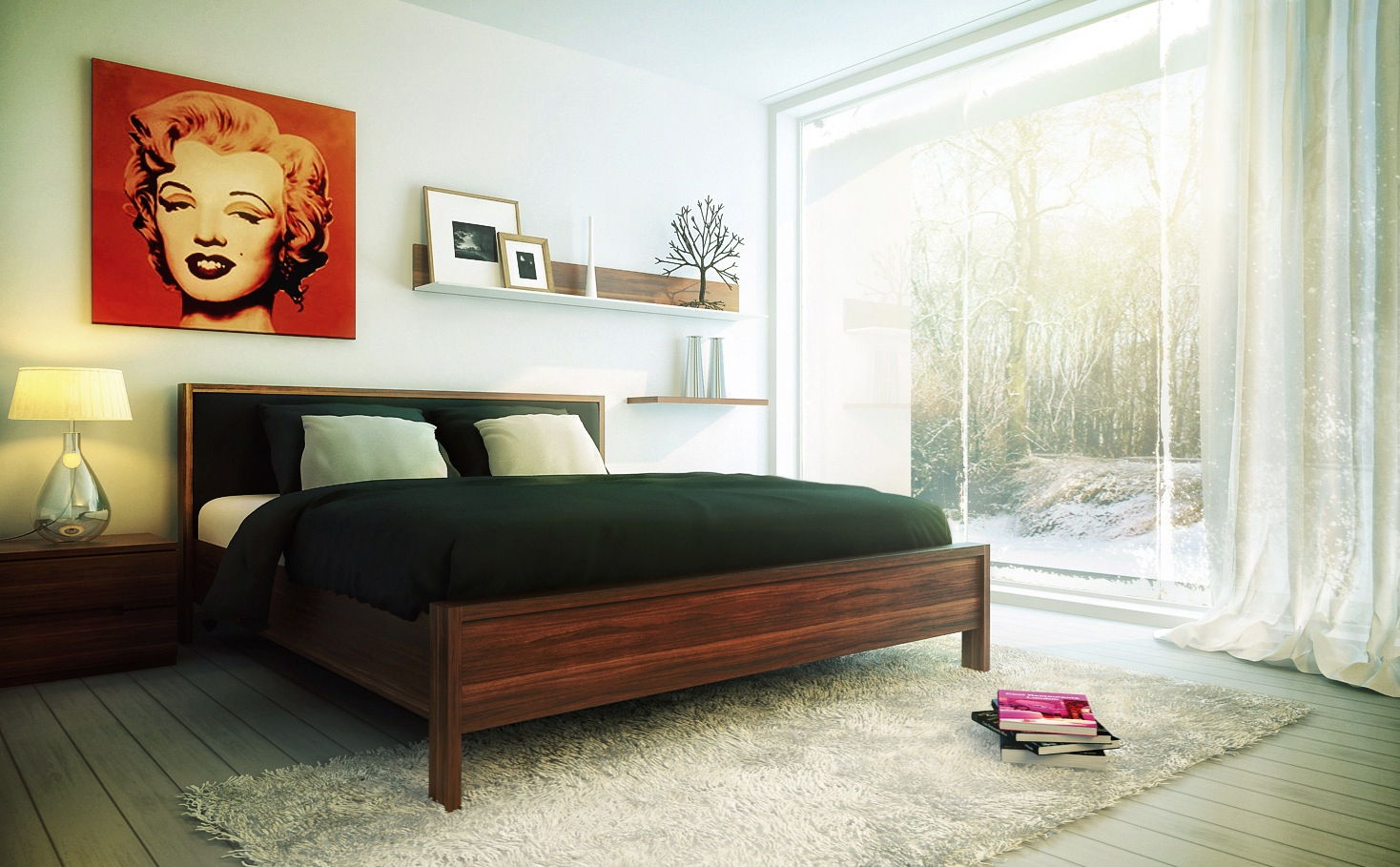 Bedroom Decoration Decorating Bedroom In Five Easy Steps My Decorative