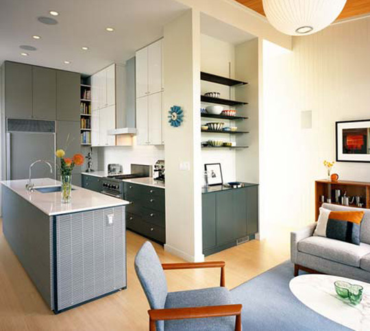 functionality kitchen dining room small open plan kitchen living room design ideas