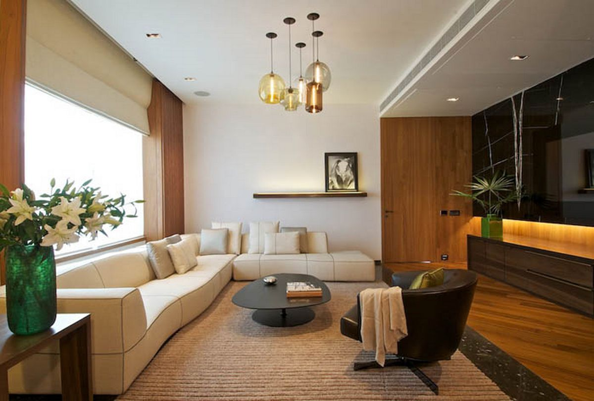 Modern Ceiling Hanging Lights For Living Room Have Visually Enlarge Ceilings My Decorative