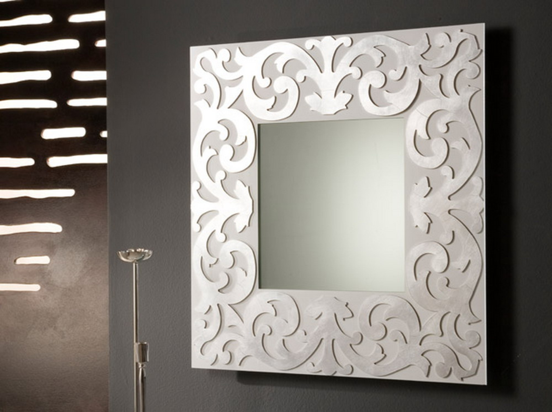 Unique Wall Mirrors Decor Different Types Of Wall Mirrors My Decorative