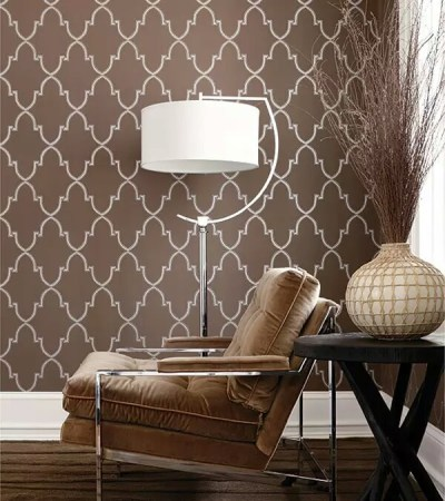Gorgeous wallpaper design for glamorous Interior | My Decorative