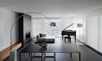 Luxury And Classy Living Rooms With Piano