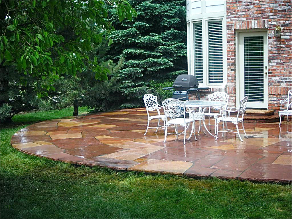 Patio Designes Garden Patio Designs Ideas My Decorative