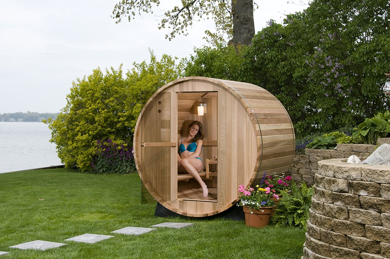 Sauna Outdoor Outdoor Saunas - If If Can't Fit Inside Your House, There ...