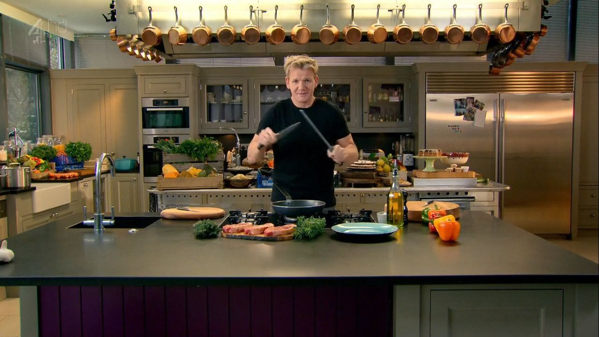 La Cocina De Gordon Ramsay Home Chef Dreams: Top Ideas To Make Your Kitchen Worthy Of