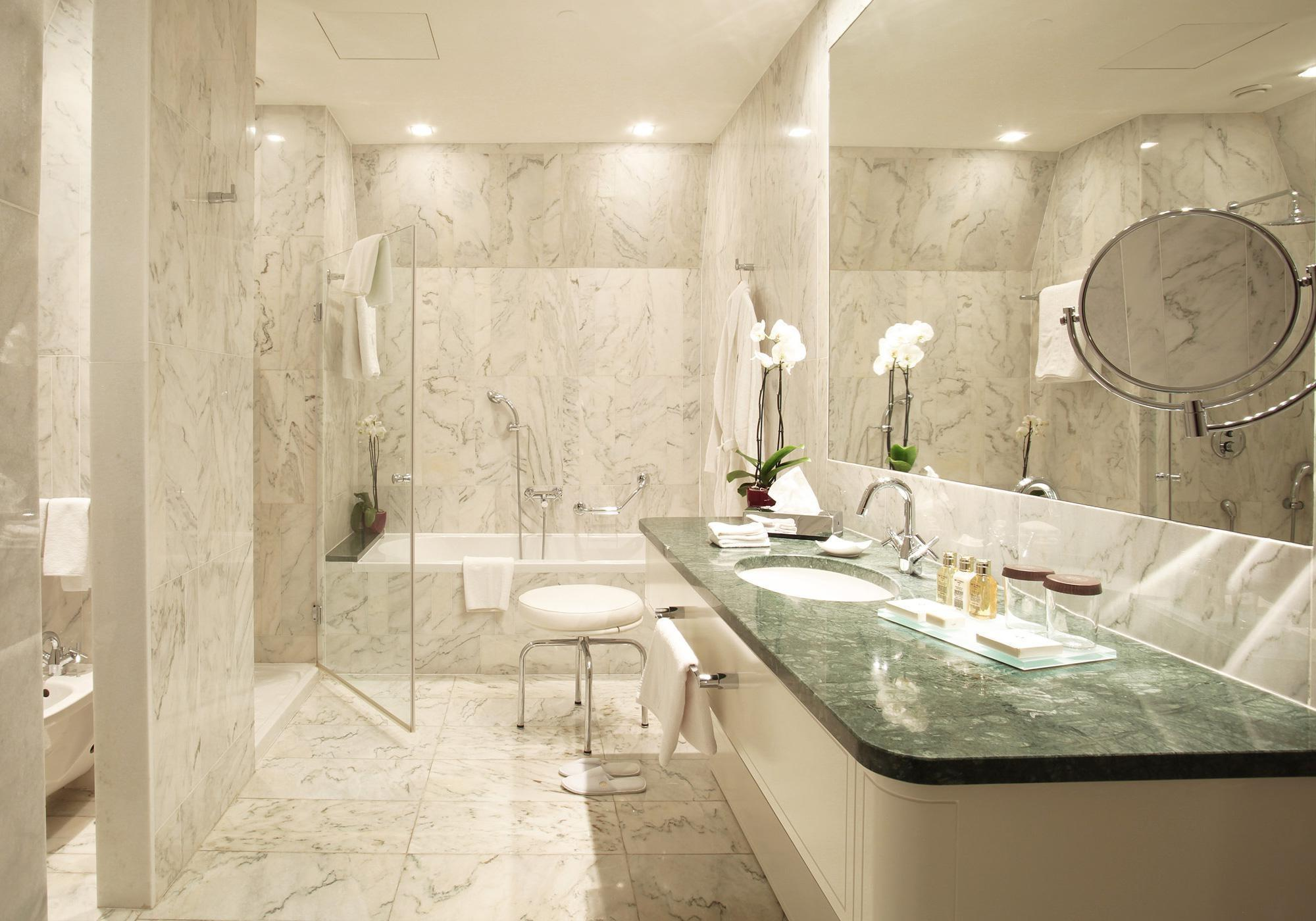 Exotic Bathrooms 6 High End Design Additions For Luxury Bathrooms My