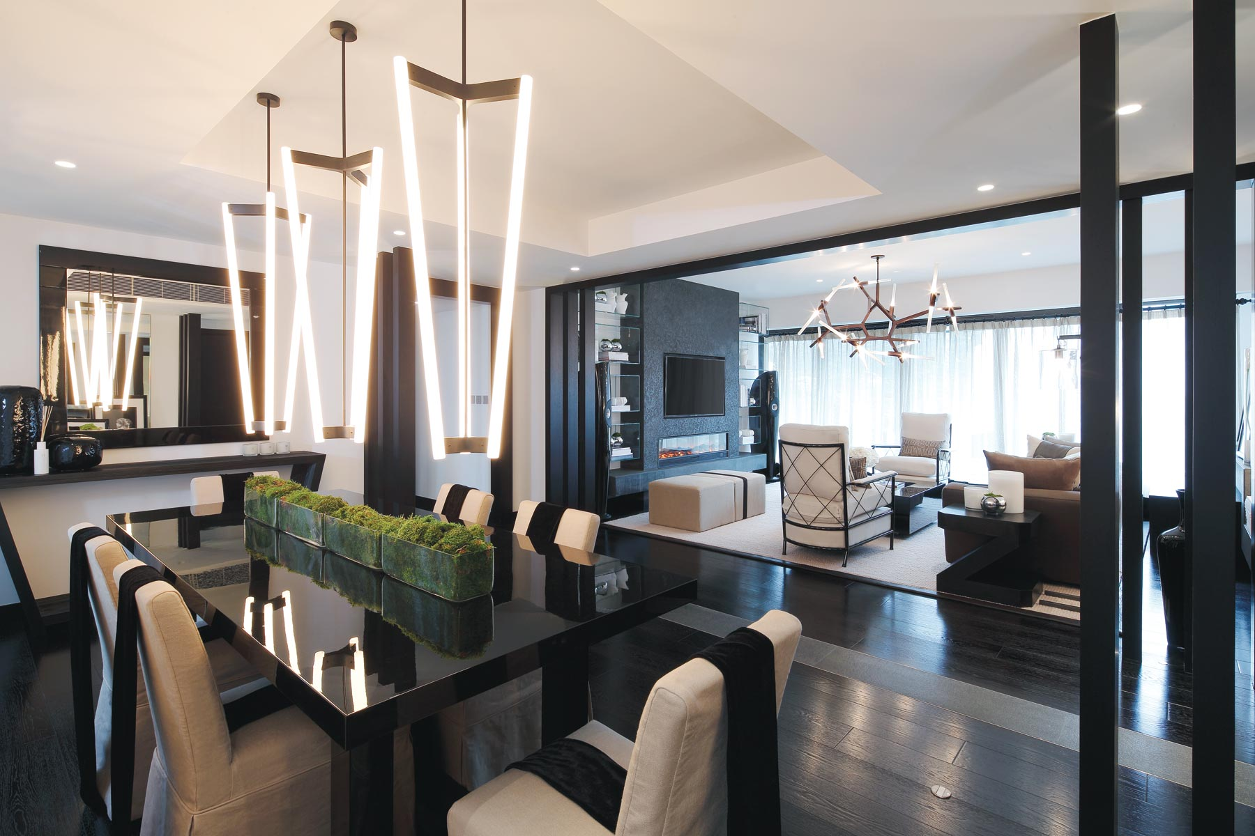 Hong Kong Apartment Interior The 10 Best Interior Design Projects By Kelly Hoppen