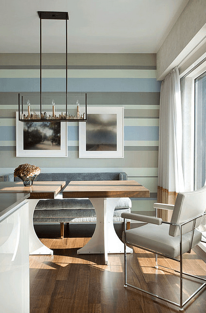 Painting Stripes On The Wall Ideas | My Desired Home