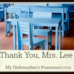 Thank You, Mrs. Lee