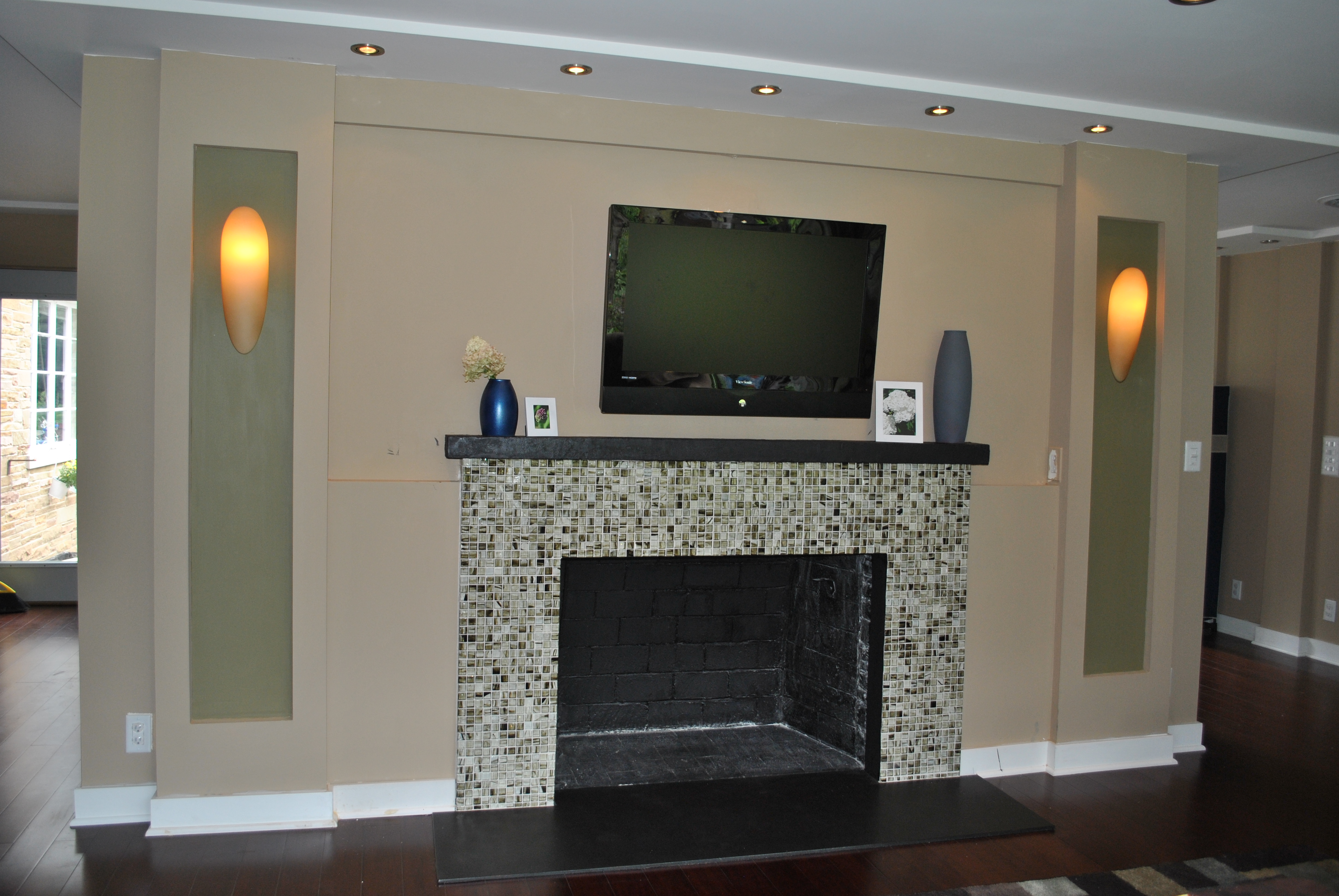 Fabulous Fireplace Remodel Diy My Home