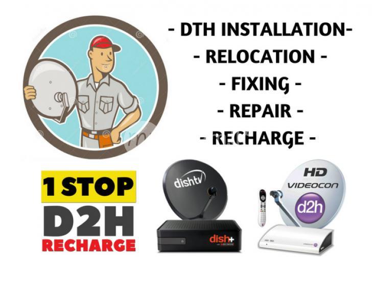 Dish Tv Company dnio